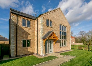 Thumbnail 4 bed detached house for sale in Saint Germains Way, Scothern, Lincoln