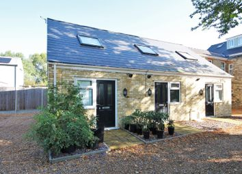 Thumbnail 1 bed end terrace house for sale in Garden Walk, Cambridge