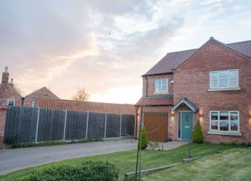 Thumbnail 4 bed detached house for sale in Brook Farm Close, Ruskington