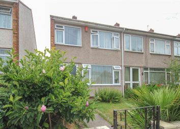Thumbnail 3 bed end terrace house for sale in Troopers Hill Road, St George, Bristol