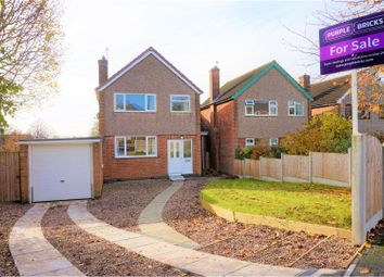 Thumbnail 3 bed detached house for sale in Burnside Drive, Derby