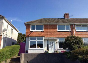 Thumbnail 4 bedroom property for sale in Lon Mefus, Swansea