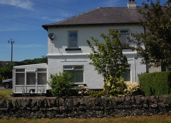 Thumbnail 3 bed semi-detached house for sale in 2 Barrachan, Culdoach Road, Tongland, Kirkcudbright