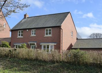 Thumbnail 4 bed detached house for sale in Tippetts Meadow, Kingstone, Hereford