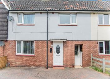 Thumbnail 3 bed terraced house for sale in Naworth Drive, Westerhope, Newcastle Upon Tyne