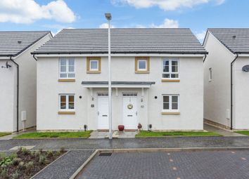 Thumbnail 3 bed property for sale in Howatston Court, Livingston