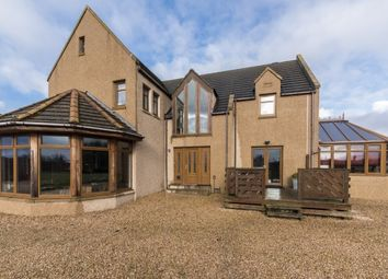 Thumbnail 5 bed detached house for sale in Wards Crossroads, Roseisle, Moray