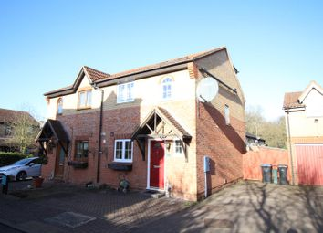 Thumbnail 4 bed semi-detached house for sale in Denby Grange, Church Langley, Harlow