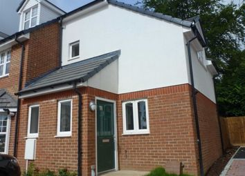 Thumbnail End terrace house for sale in Saffron Place, Crowborough, East Sussex