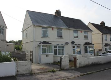 3 bed semi-detached house for sale in Jubilee Road, Higher St. Budeaux, Plymouth PL5