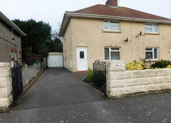 Thumbnail 3 bed semi-detached house to rent in Rockley Road, Poole, Dorset