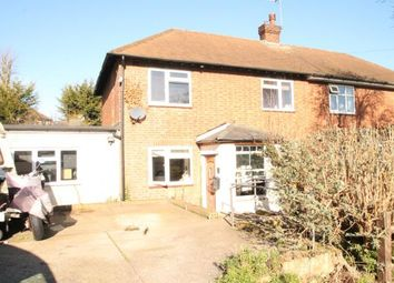 Thumbnail 4 bed semi-detached house for sale in Dale Road, Crayford, Dartford, Kent