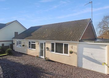 Thumbnail 4 bed detached bungalow for sale in Newport Road, Woodseaves, Stafford