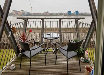 Thumbnail 1 bed flat for sale in Naxos Building, Canary Wharf