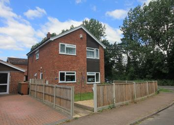 Thumbnail 4 bedroom detached house to rent in Holman Road, Aylsham Norwich