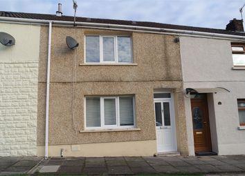 Thumbnail Terraced house to rent in Grove Street, Nantyffyllon, Maesteg, Mid Glamorgan