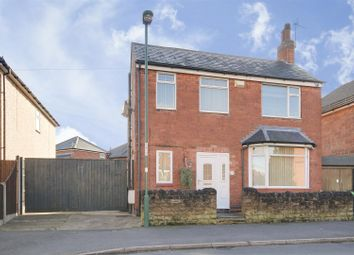 Thumbnail 4 bed detached house for sale in Henrietta Street, Bulwell, Nottinghamshire