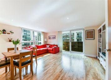 Thumbnail 2 bed flat for sale in Torrent Lodge, 11 Merryweather Place, London