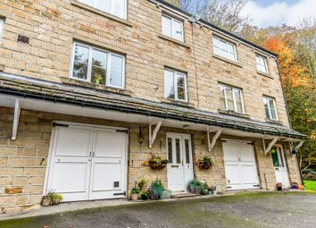 Thumbnail 3 bed town house for sale in Wildspur Grove, New Mill, Holmfirth