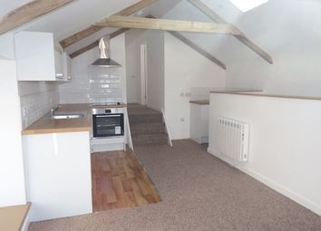 Thumbnail 2 bed flat to rent in Fore Street, Pool