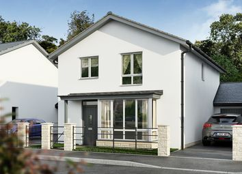 "Thumbnail 4 bedroom link-detached house for sale in ""The Salviati"" at Beckford Drive, Lansdown, Bath"