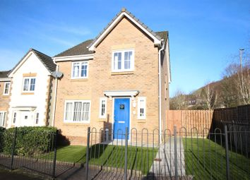 Thumbnail 4 bed detached house for sale in Ebbw Meadow, Abercarn, Newport
