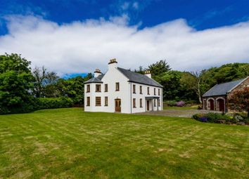 Thumbnail 4 bed country house for sale in Glen Mooar Road, St Johns, Isle Of Man