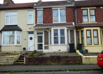 Thumbnail 3 bed terraced house to rent in Langton Court Road, Bristol