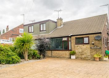 Thumbnail 3 bed semi-detached bungalow for sale in Common Lane, East Ardsley, Wakefield