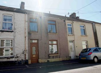 Thumbnail 3 bed terraced house for sale in Trinity Street, Swansea