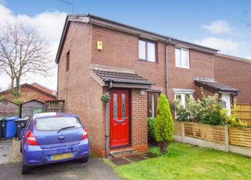 Thumbnail 2 bed semi-detached house for sale in St. Davids Drive, Warrington