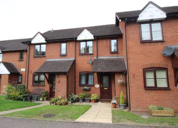 Thumbnail 2 bed town house for sale in Derwent Close, Burton-On-Trent