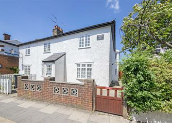 Thumbnail 2 bed semi-detached house for sale in Fortis Green, London
