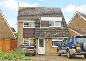 Thumbnail 3 bedroom detached house for sale in Stonepit Drive, Cottingham, Market Harborough, Northamptonshire