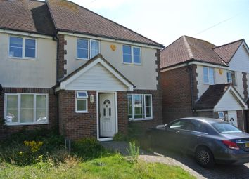 Thumbnail 3 bed semi-detached house to rent in Bristol Rise, Bowring Way, Brighton