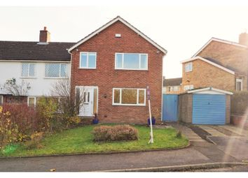 Thumbnail 3 bed semi-detached house for sale in Quantock Way, Loundsley Green, Chesterfield