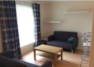 Thumbnail 1 bedroom flat to rent in Hillcoat Place, Portobello, Edinburgh