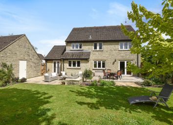 Thumbnail 4 bed detached house for sale in Quaker Row, Coates, Cirencester