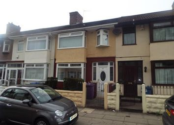 Thumbnail 3 bed terraced house for sale in Heliers Road, Old Swan, Liverpool, England