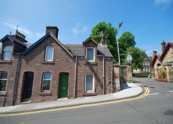 Thumbnail 2 bedroom end terrace house for sale in Hill Street, Crieff