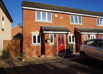 Thumbnail 2 bed end terrace house for sale in Manhattan Way, Tile Hill, Coventry