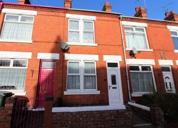 Thumbnail 2 bedroom terraced house for sale in Kingston Road, Coventry