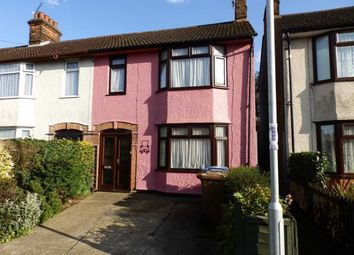 Thumbnail 3 bed end terrace house for sale in Fuchsia Lane, Ipswich