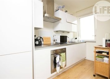 Thumbnail 1 bed flat for sale in Panoramic Tower, 6 Hay Currie Street, London