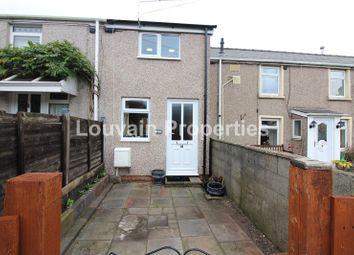 Thumbnail 1 bed terraced house to rent in King Street, Brynmawr, Ebbw Vale, Blaenau Gwent.