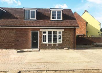 Thumbnail 2 bed semi-detached house for sale in Warren Close, Leighton Buzzard