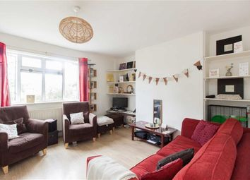 Thumbnail 3 bed flat to rent in Glendun Road, London