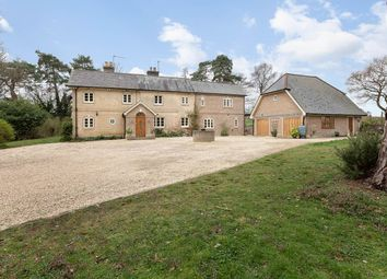 Thumbnail 5 bed detached house for sale in Ingham Road, West Stow, Bury St. Edmunds