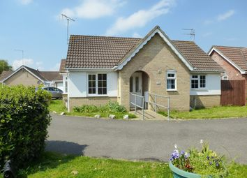 Thumbnail 2 bedroom detached bungalow for sale in Windmill Gardens, Wisbech