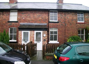 Thumbnail 2 bed terraced house to rent in Gladstone Street, Harrogate